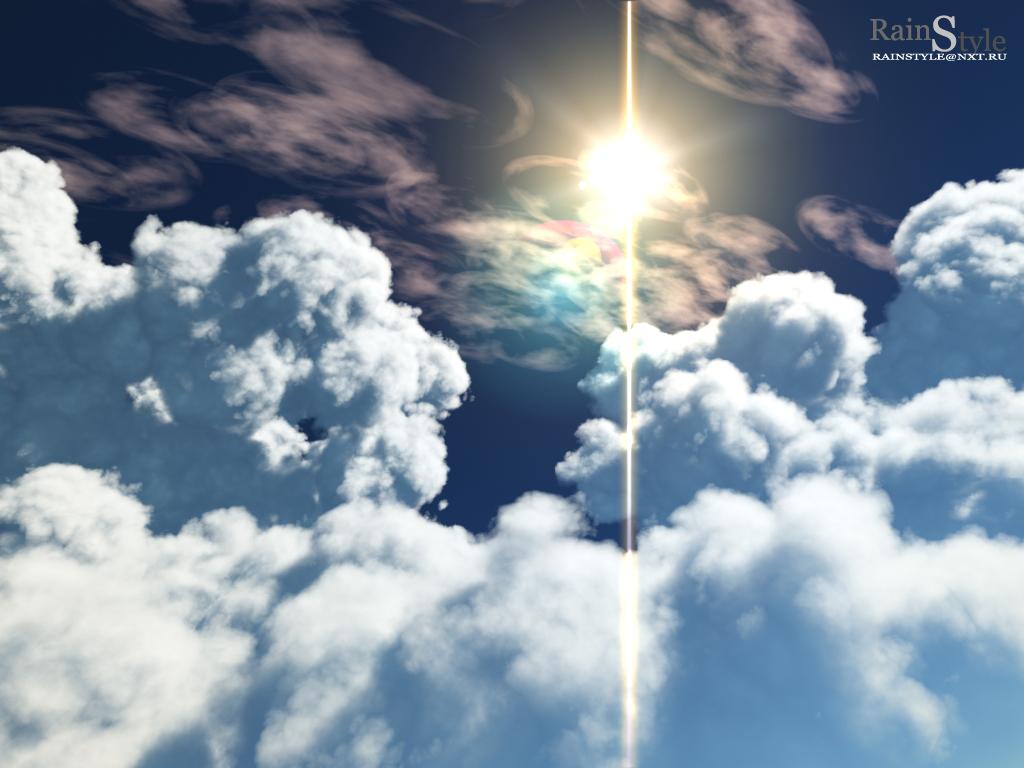 Как сделать имя на небе но